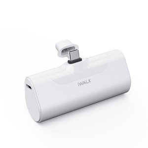 Внешний аккумулятор iWalk Link Me 4 4500mAh (Type-C) белый