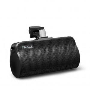Дополнительный аккумулятор iWalk Link Me Plus 3300mAh для смартфонов с Type C разъемом черный