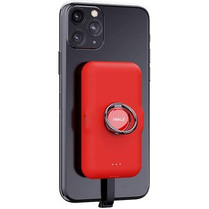 Внешний аккумулятор iWalk PowerGrip 5000mAh DBL5000GL красный
