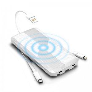Внешний беспроводной аккумулятор iWalk Scorpion Air 8000mAh белый