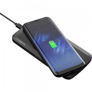 Беспроводное зарядное устройство iWalk Scorpion Pad черное