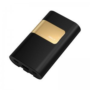 Внешний аккумулятор iWalk Secretary Plus 10000mAh черный