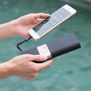 Внешний аккумулятор iWalk Secretary Plus 20000mAh черный