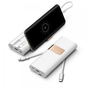 Внешний аккумулятор iWalk Secretary Plus 20000mAh белый