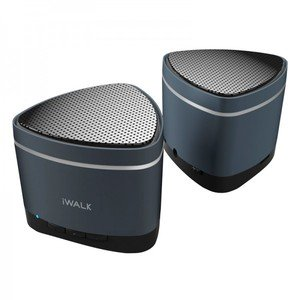 Портативная колонка iWalk Sound Angle Mini синяя