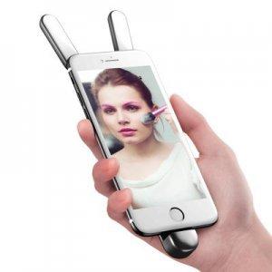 Фото/видео свет Baseus Selfie Light With Double Light черный для iPhone