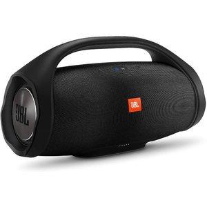 Портативная акустика JBL Boombox черная