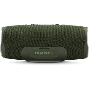 Портативная акустика JBL Charge 4 зелёная
