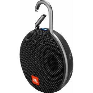 Портативная акустика JBL Clip 3 чёрная