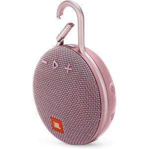 Портативная акустика JBL Clip 3 розовая
