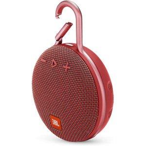 Портативная акустика JBL Clip 3 красная
