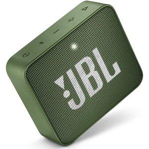 Портативная акустика JBL Go 2 зелёная