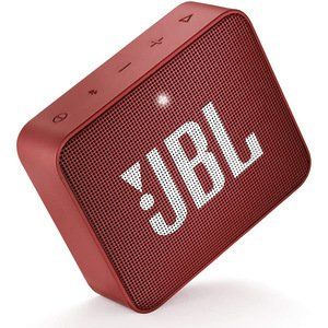 Портативная акустика JBL Go 2 красная