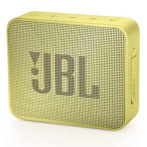 Портативная акустика JBL Go 2 желтая