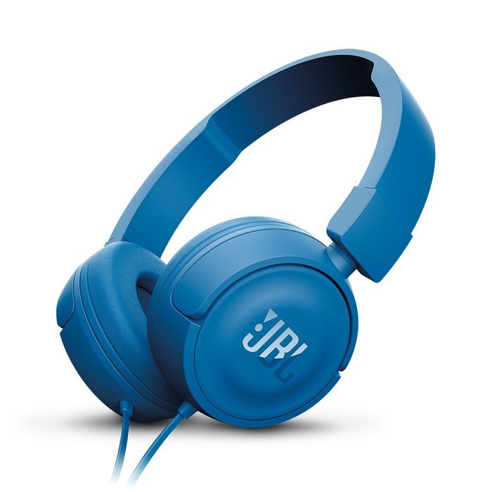 Наушники JBL T450 синие