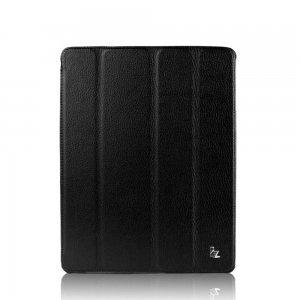 Чехол Jisoncase Smart Case черный для iPad 4&3&2