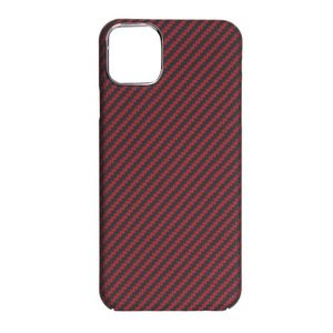 Чехол K-DOO Kevlar красный для iPhone 12 Pro Max