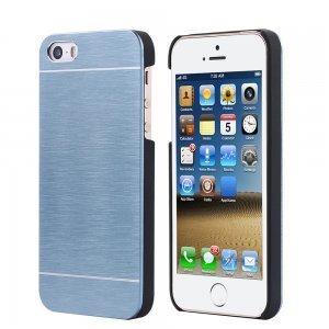 Металевий чохол Motomo сірий для iPhone 4 / 4S
