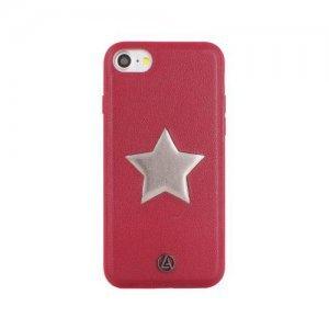 Чехол с рисунком Luna Aristo Astro Maroon красный для iPhone 7/8