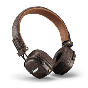 Наушники Marshall Major III Bluetooth коричневые