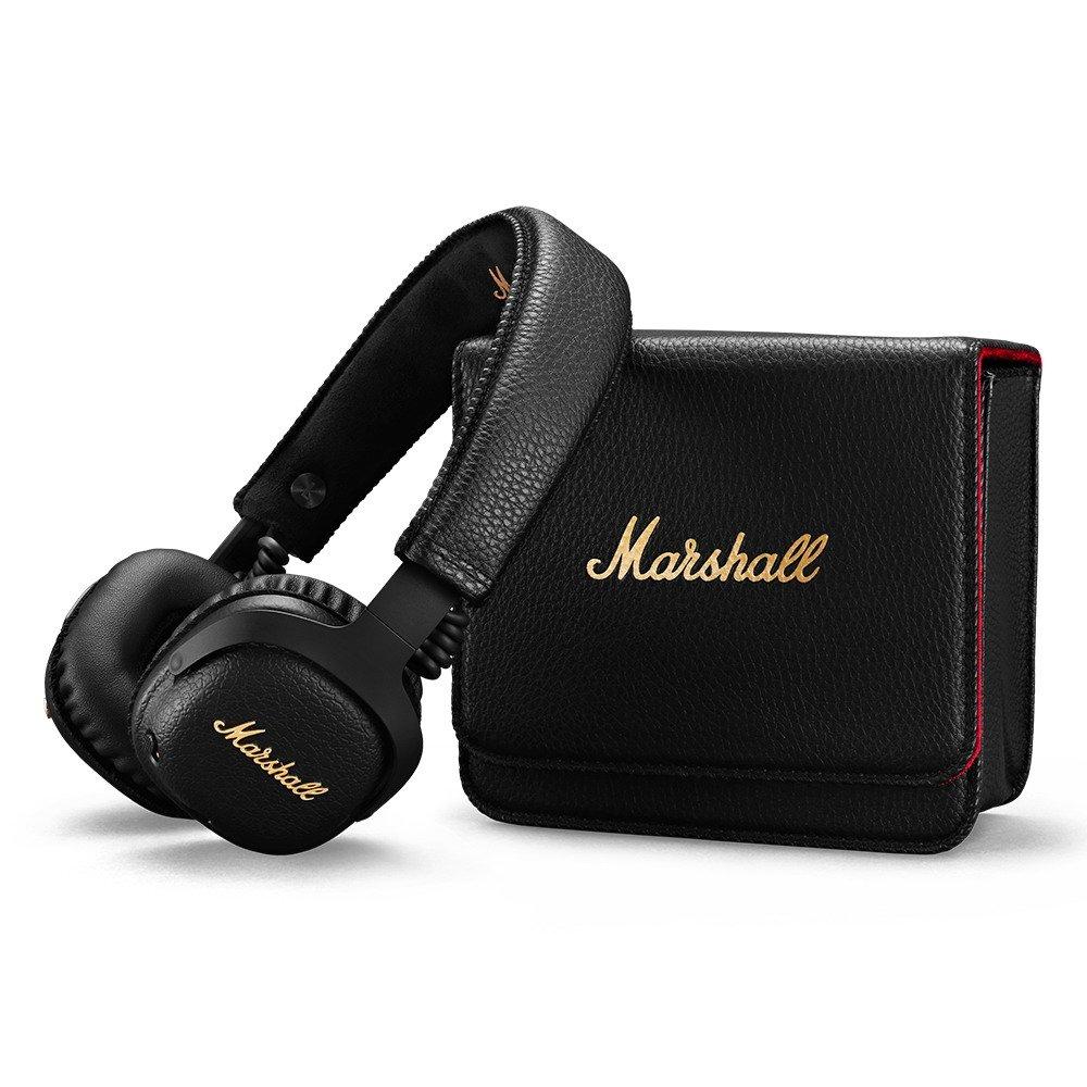 Наушники Marshall Mid ANC Bluetooth чёрные