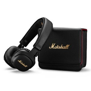 Наушники Marshall Mid ANC Bluetooth чёрные