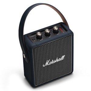 Портативная колонка Marshall Portable Speaker Stockwell II синяя