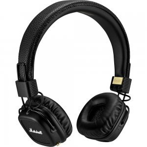 Наушники Marshall Major II Bluetooth черные