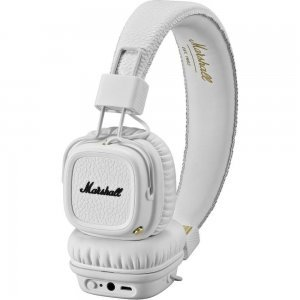 Наушники Marshall Major II Bluetooth белые