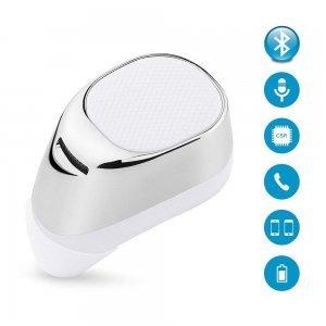 Bluetooth гарнитура Mini Bluetooth Headset cshid world S630 белая