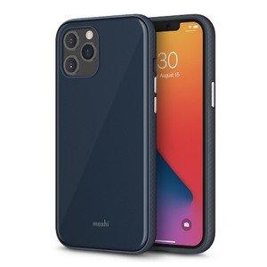 Moshi iGlaze Slim Hardshell Case Slate Blue for iPhone 12 Pro Max (99MO113533)