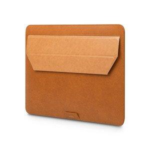 "Moshi Muse 13"" 3-in-1 Slim Laptop Sleeve Caramel Brown for MacBook Pro 13""/MacBook Air 13"" Retina (99MO034751)"