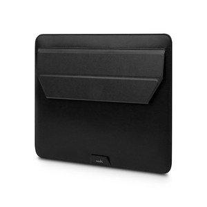 "Moshi Muse 13"" 3-in-1 Slim Laptop Sleeve Jet Black for MacBook Pro 13""/MacBook Air 13"" Retina (99MO034008)"