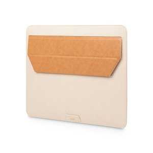 "Moshi Muse 13"" 3-in-1 Slim Laptop Sleeve Seashell White for MacBook Pro 13""/MacBook Air 13"" Retina (99MO034101)"