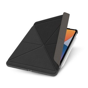 """Moshi VersaCover Case with Folding Cover Charcoal Black for iPad Air 10.9"""" (4th gen)/Pro 11"""" (3rd Gen) (99MO056083)"""