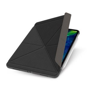 """Moshi VersaCover Case with Folding Cover Charcoal Black for iPad Pro 11"""" (1st/2nd Gen) (99MO056082)"""