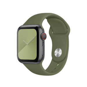 Ремешок Coteetci W3 хаки для Apple Watch 38/40 мм