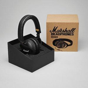 Наушники Marshall Monitor чёрные
