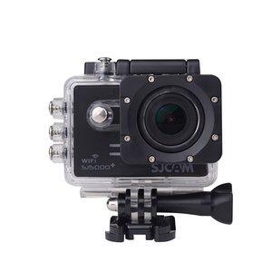 Экшн камера SJCam SJ5000+ WIFI 1080p 60fps оригинал черная