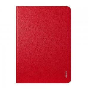 Чехол-книжка для Apple iPad mini 1/2/3 - Ozaki O!coat Slim красный