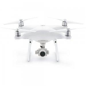 Квадрокоптер Phantom 4 Pro+ белый