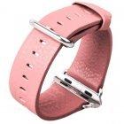 Ремешок для Apple Watch 38/40 мм - Coteetci W1 розовый