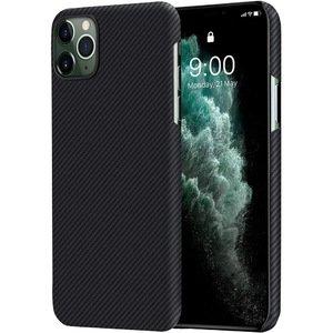 Чехол Pitaka Air Case черный+серый для iPhone 11 Pro Max