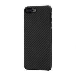 Чехол Pitaka Aramid черный+серый для iPhone 8 Plus/7 Plus