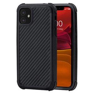 Чехол Pitaka MagCase Pro черный+серый для iPhone 11