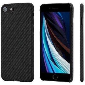 Чехол Pitaka MagEZ черный+серый для iPhone SE 2020/8/7