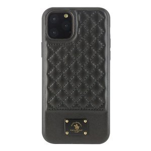 Чехол Polo Bradley черный для iPhone 11 Pro