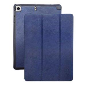 """Чехол (книжка) Polo Cross Leather Slater синий для iPad Pro 10.5"""""""