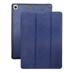Чехол (книжка) Polo Cross Leather Slater синий для iPad Mini 5