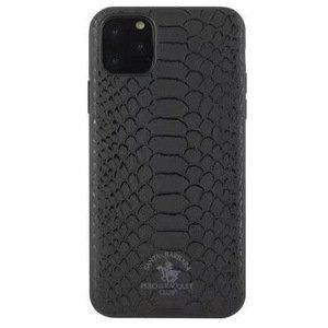 Чехол Polo Knight черный для iPhone 11 Pro Max